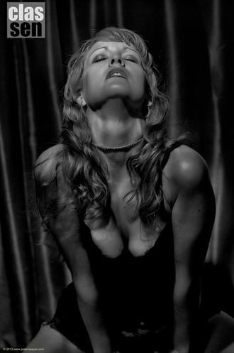 Fantasy Expressive Portrait Artwork by Model Ali Hanney
