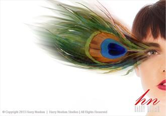 Fantasy Expressive Portrait Artwork by Photographer Harry Neelam