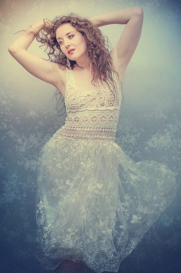 Fantasy Fashion Photo by Model Ella Rose Muse