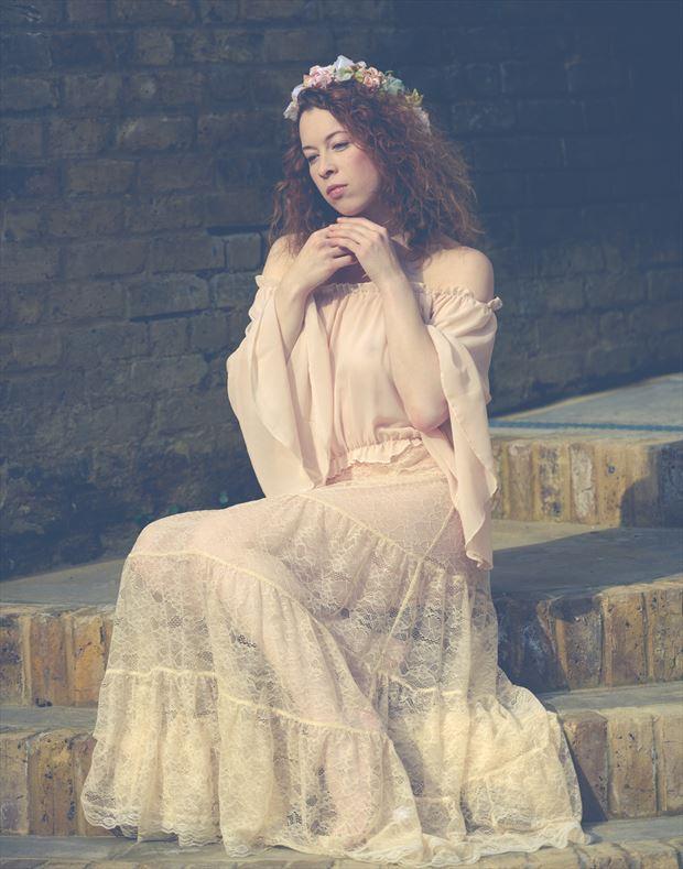 Fantasy Fashion Photo by Model Lorelai