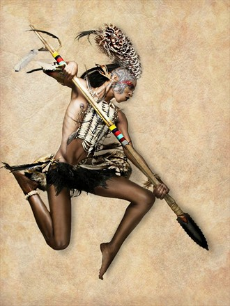 Fantasy Fashion Photo by Photographer Sain city