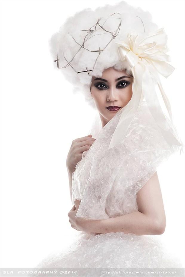 Fantasy Glamour Artwork by Model Sonya Lynn