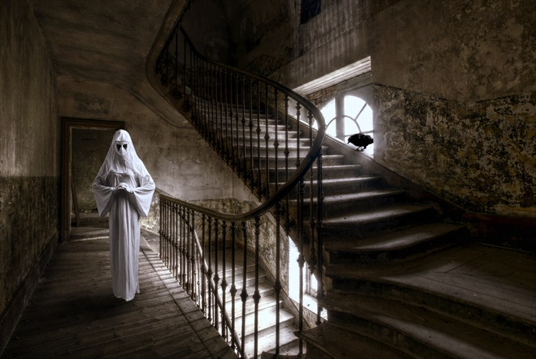 Fantasy Horror Photo by Photographer Kenneth A. Kivett Photography