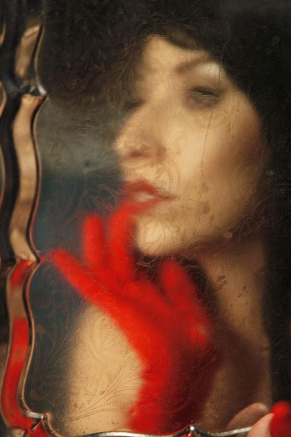 Fantasy Sensual Artwork by Model Sharuzen