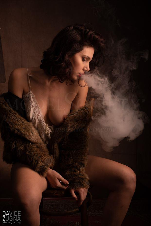 Fantasy Sensual Photo by Model H%C3%A9rodiade