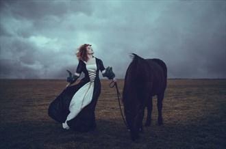 Fantasy Sensual Photo by Model Rakel Osk