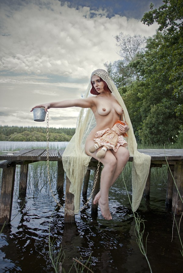 Farewell to Childhood Things Artistic Nude Photo by Photographer Douglas Ross