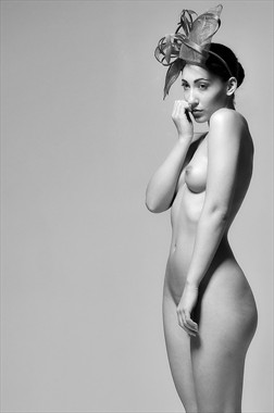 Fascinated Artistic Nude Photo by Photographer Karen Jones