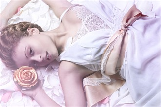 Fashion Emotional Photo by Model Jessica de Virgilis