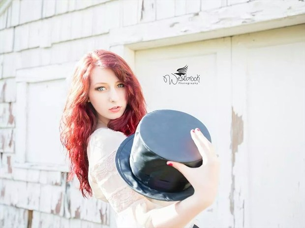 Fashion Gothic Photo by Model Madison Doty