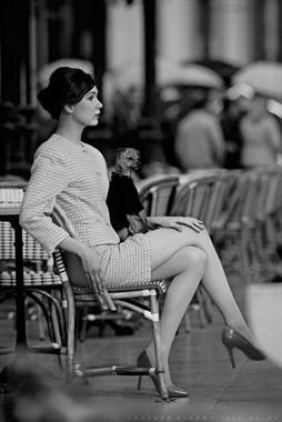 Fashion Photo by Model Atalanta