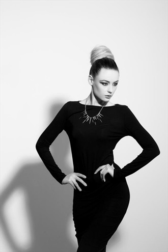 Fashion Photo by Model Jen Brook