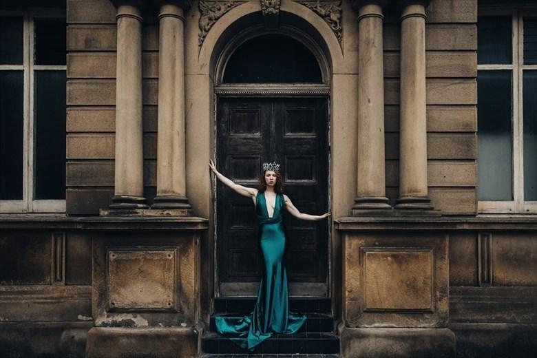 Fashion Photo by Model Lorelai