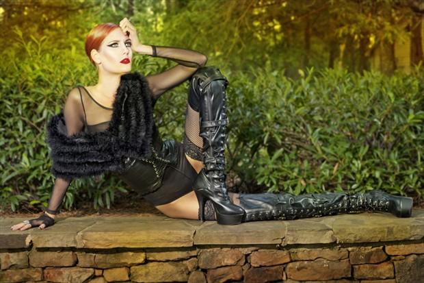 Fashion Photo by Model Southern Sweetness