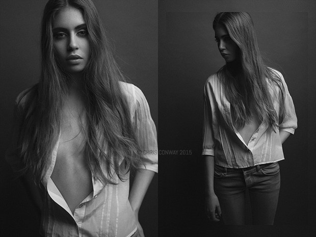 Fashion Portrait Photo by Photographer Chris Conway
