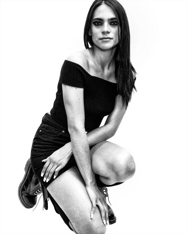 Fashion Portrait Photo by Photographer kunstmann