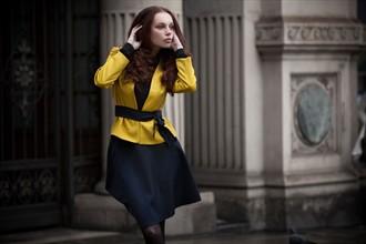 Fashion Street Sensual Photo by Model Luna Nera
