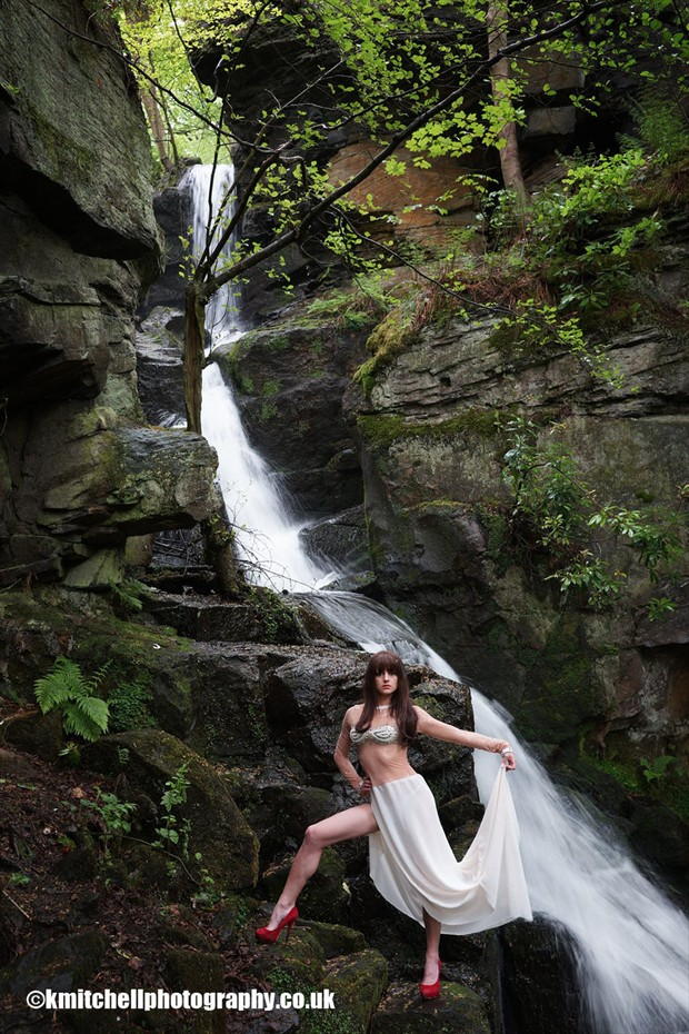 Fashion and Nature Fashion Photo by Photographer Keith Mitchell