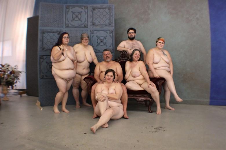 Pornstar live show