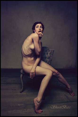 Fear of the Amorphic Artistic Nude Photo by Model Laina V
