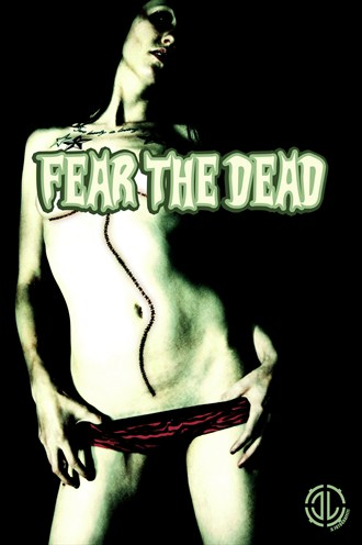 Fear the Dead Erotic Photo by Photographer JLFotograffiti