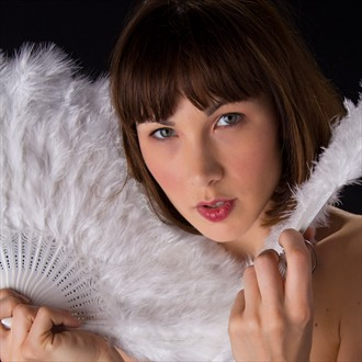 Feathers 2 Glamour Photo by Photographer PhotoDr