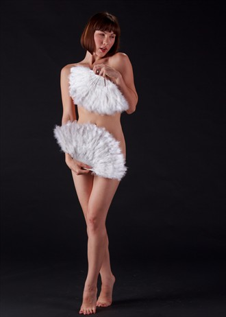 Feathers Glamour Photo by Photographer PhotoDr