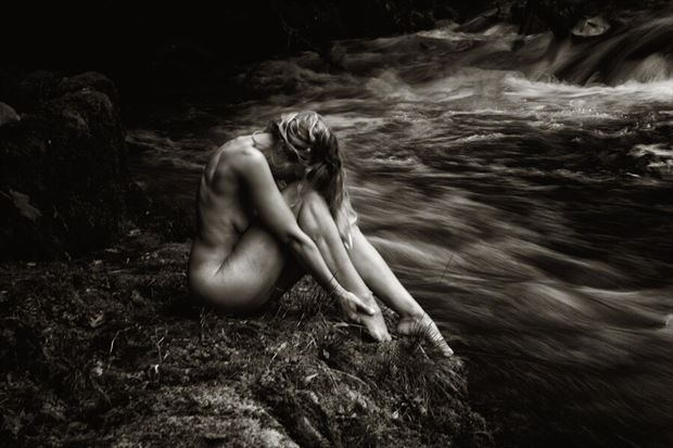 Feel the force Artistic Nude Photo by Model Selkie