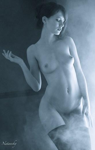 Feeling it Artistic Nude Photo by Photographer Natansky