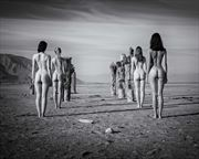 Femhenge Artistic Nude Photo by Photographer Randall Hobbet