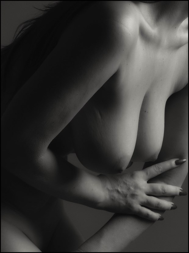 Feminine Form Artistic Nude Photo by Photographer Excelsior