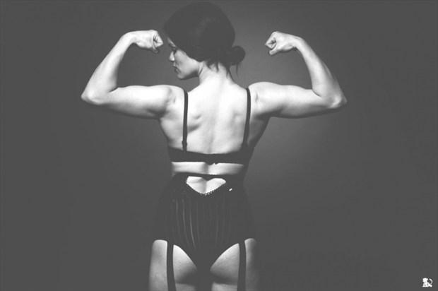 Fetish Pinup Photo by Model TrixieShiksa