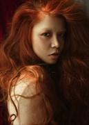 Fierce Sensual Photo by Model Caroline Madison