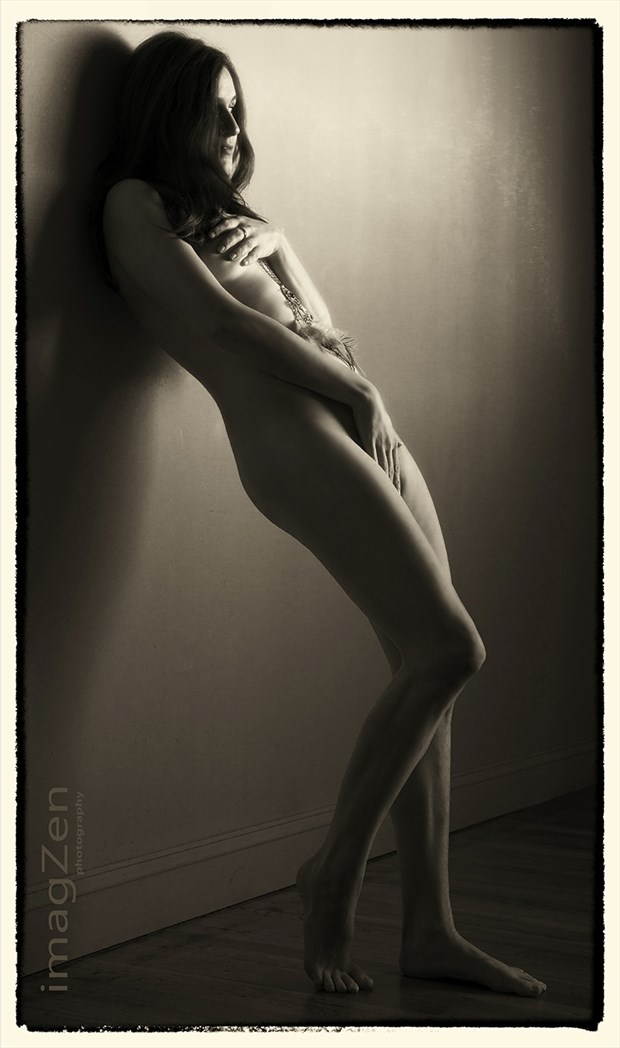 Figure Art Study Artistic Nude Photo by Model ladycrystalrose