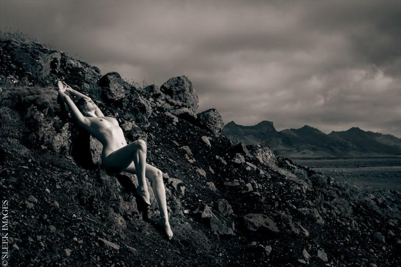 Figure Artistic Nude Photo by Model Johannsdottir