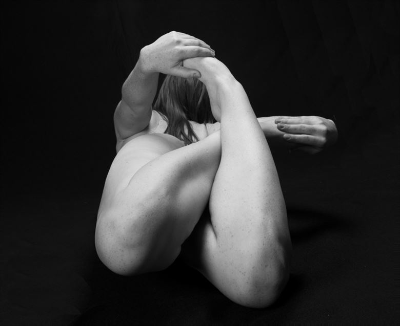 Figure Study 6 Artistic Nude Photo by Photographer Corland Photo