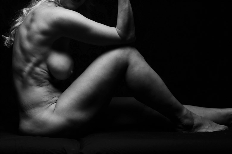 Figure Study Artistic Nude Photo by Photographer TheBody.Photography