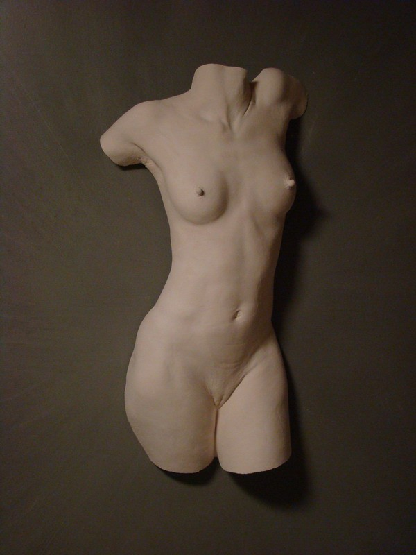 Figure Study Artwork by Artist KcBodycasting