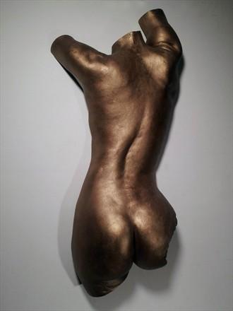 Figure Study Artwork by Artist KcBodycasting
