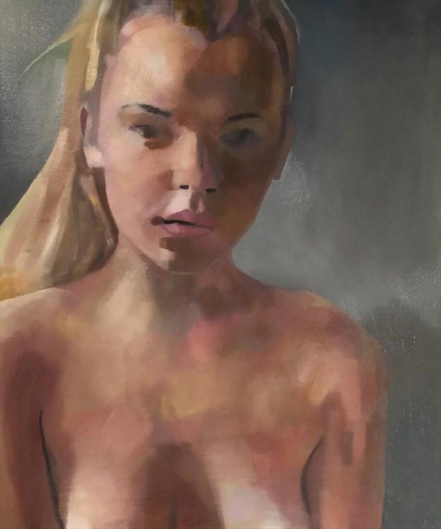 Figure Study Figure Study Artwork by Artist aclaytonjohnson