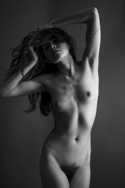 Figure Study Photo by Model Am Montoya