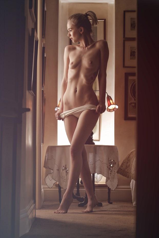 Figure Study Photo by Model KRG