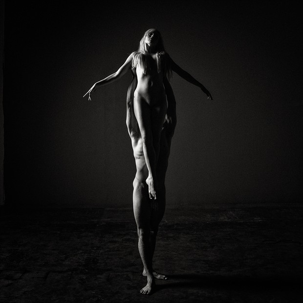 Figure Study Photo by Photographer John Milton