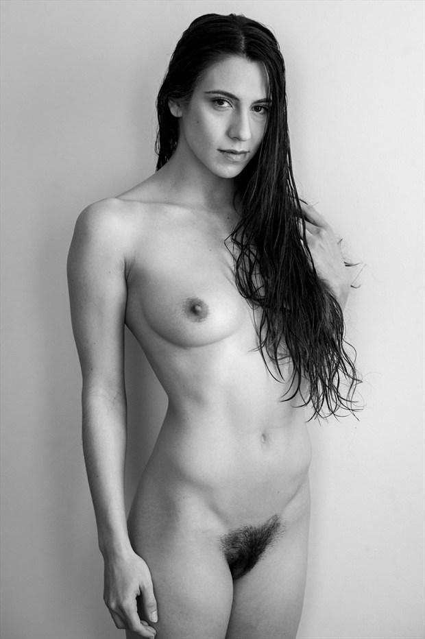 Figure Study Portrait Photo by Model Sekaa