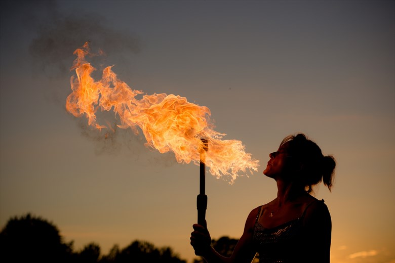 Fire 2 Nature Photo by Photographer Paganus Images