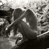 Fire Fly Artistic Nude Photo by Photographer Christopher Ryan