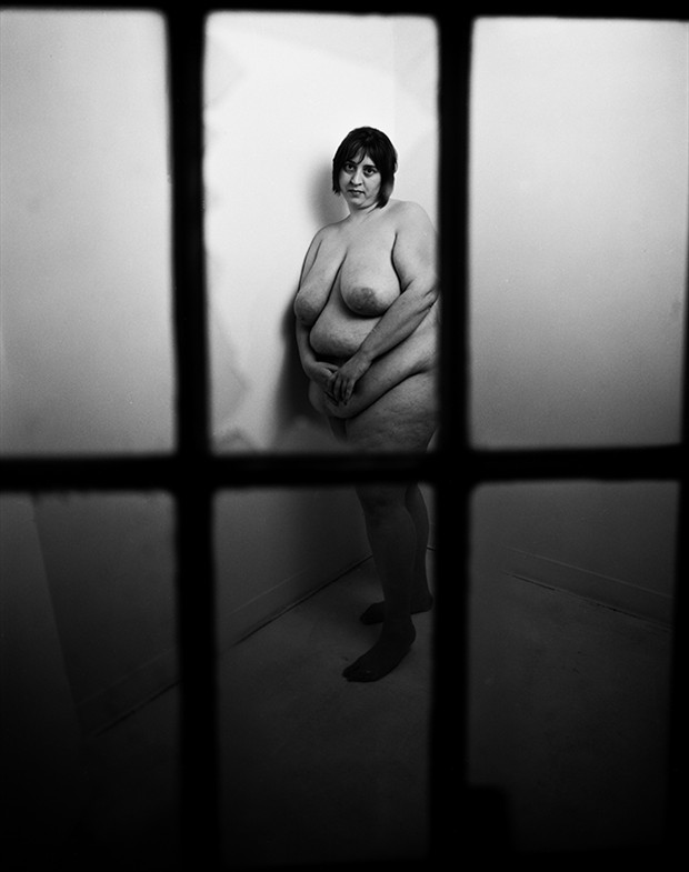 Fish Bowl Artistic Nude Photo by Photographer wmzuback