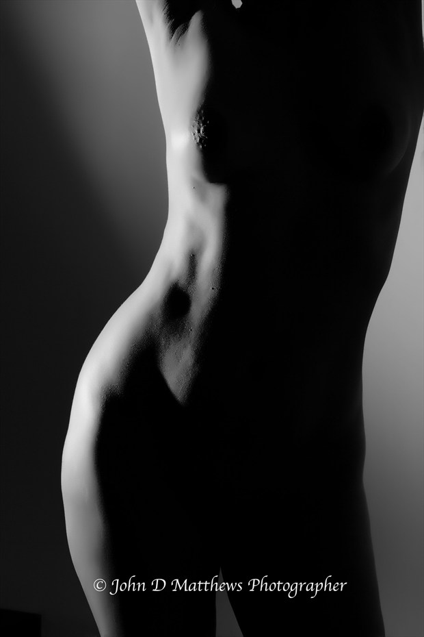 Flank Artistic Nude Photo by Photographer John Matthews