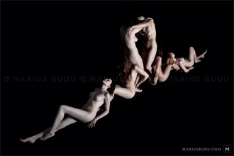 Flesh Structures 1 Artistic Nude Photo by Photographer Marius Budu