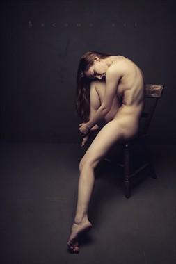 Flexion Artistic Nude Photo by Model MelissaAnn